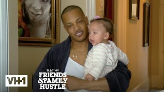 Tiny is not amused when she brings Heiress and Major to the house and there's a woman in her old bedroom. #FamilyHustle...