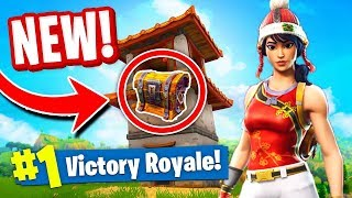 *NEW* SECRET Chest Locations In FORTNITE: Battle Royale