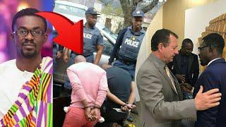 Video Breaking.. Interpol finally Gr@bs Nana Appiah in Dubai from his HideOut.... MP3, 3GP, MP4, WEBM, AVI, FLV Januari 2019