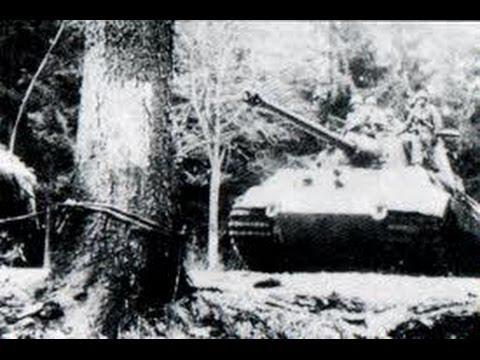 II WŚ. Niemiecka ofensywa w Ardenach