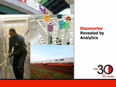 FedEx Delivers a Better Customer Service Experience via Analytics