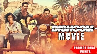 Nonton Dishoom Movie  2016    John Abraham  Varun Dhawan  Jacqueline Fernandez   Promotional Events Film Subtitle Indonesia Streaming Movie Download