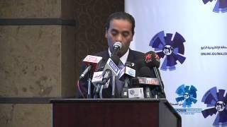 كلمة صلاح عبد الصبور في ختام المنتدى الرابع