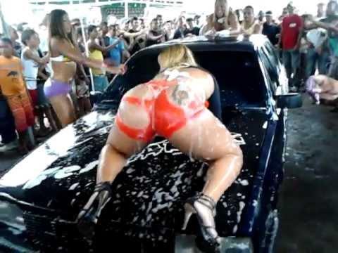 Fest Car WG com Mulher Abóbora part 01