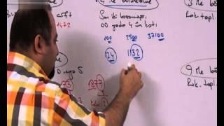 KPSS Lisans Matematik Konu Anlatımı 6 - 10