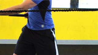TRX® Weekly Exercise: Rip Rotation