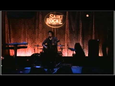 Lee DeWyze,Lullaby, live stream from Saint Rocke