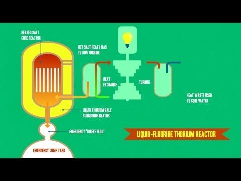 Liquid Fluoride Thorium Reactors (LFTR): Energy for the Future?