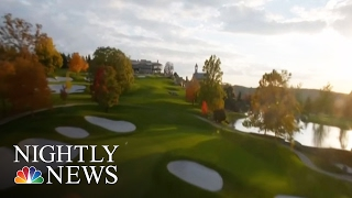 Sinkhole on Missouri Golf Course Uncovers Amazing Underworld   NBC Nightly News