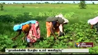 Demand for fertilisers in Thoothukudi