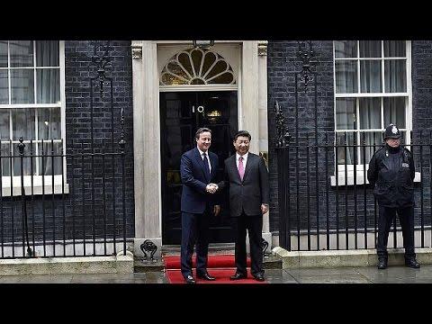 Επίσκεψη Σι Τζινπίνγκ στο Λονδίνο αξίας… 30 δισ. λιρών