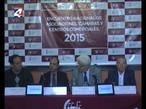 Encuentro nacional de Asociaciones y Centros Comerciales en Paysandú
