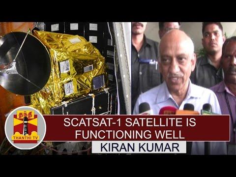 SCATSAT-1-Satellite-is-Functioning-very-Well--Kiran-Kumar-ISRO