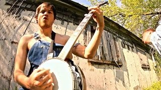 This Guy Plays Hardcore Death Metal Bands On His Banjo And It's Awesome
