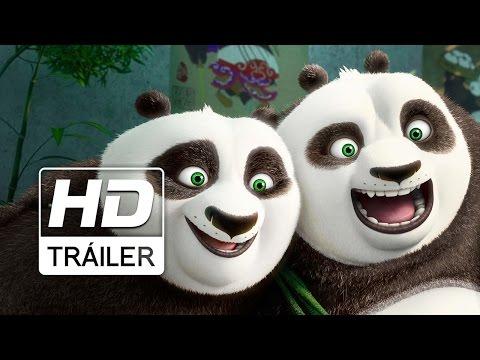 Tráiler Kung Fu Panda 3
