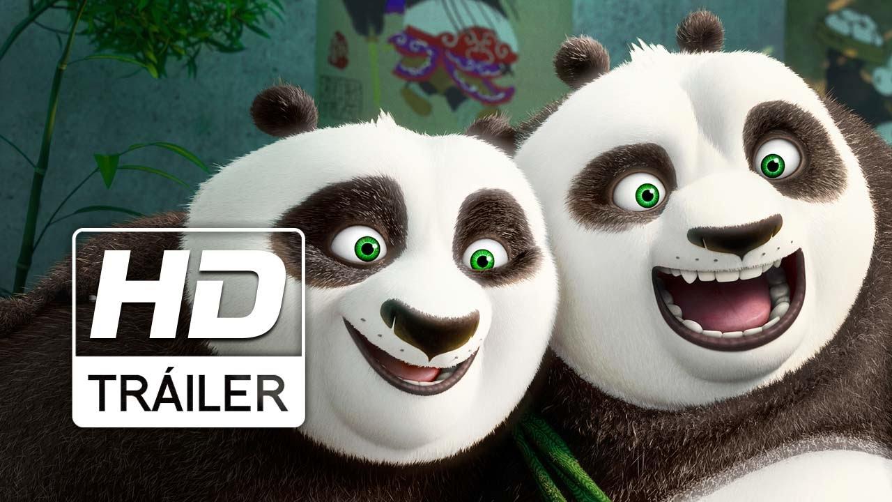 Kung Fu Panda 3 |Tráiler Oficial |Próximamente en Cines |#KungFuPanda