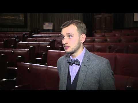 IAC member Andy Fowler at The Apprentice Debate
