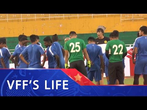 U23 MALAYSIA TỎ RÕ QUYẾT TÂM TRƯỚC TRẬN ĐẤU GẶP U23 VIỆT NAM