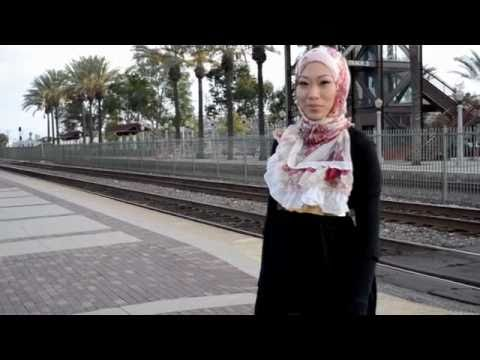 Wrap Hijab Tutorial: Vela