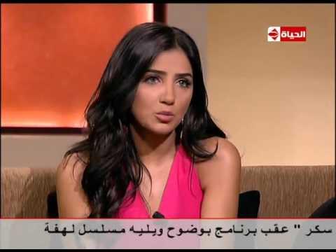 مي عمر ترد على تصريحات نسرين أمين: صُدمت!