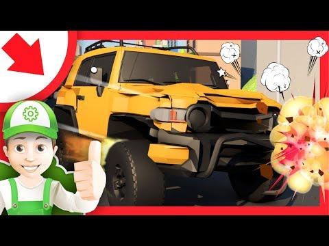 Autos de carreras. Infantiles coches. Dibujos animados para niГos de 4 a 5 anos. Coches animados.