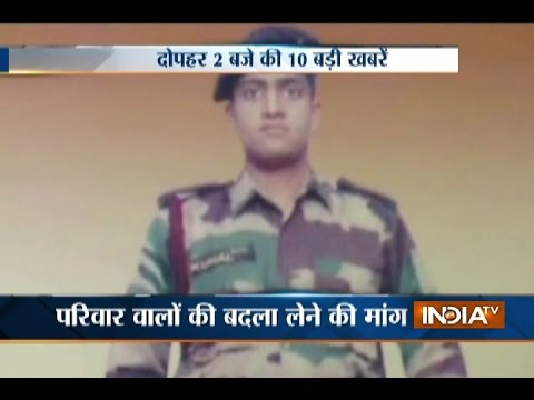 10 News in 10 Minutes | 30th November, 2016 - India TV