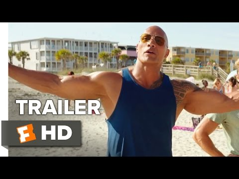 Baywatch Official Trailer – Teaser (2017)