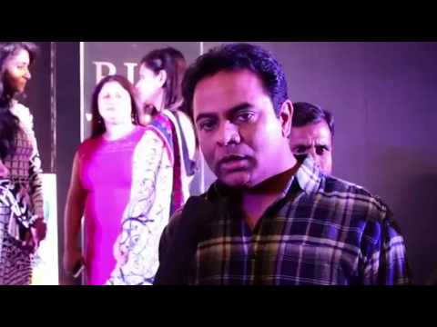 KT Rama Rao - Video bite at the Launch of RITZ Telangana Edition