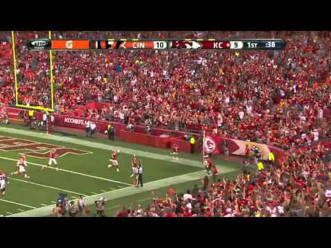 chiefs - The Black Mamba Strikes with a 80 yard punt return!!!!