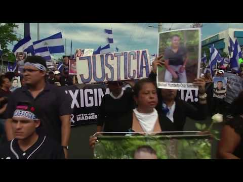 Nicaragua Unrest; At Least Five People Dead In Latest Anti-government Protests