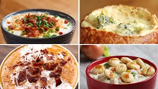 5 Soups To Warm The Soul by Tasty