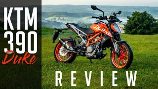 1. 2019 KTM 390 Duke | Review