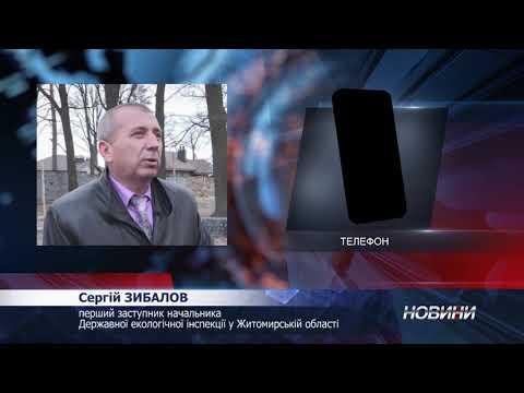 Протесты в Житомирской области