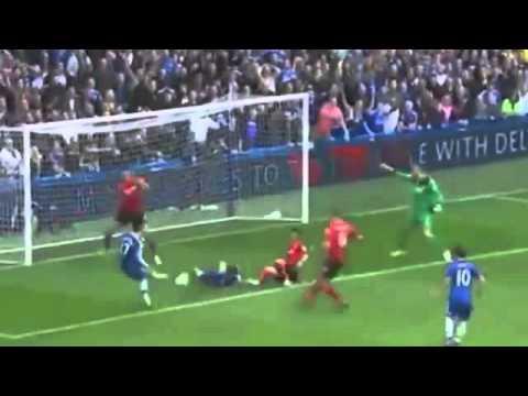 Eden Hazard Goal    Chelsea vs Cardiff City 1   1 ) 19 10 2013