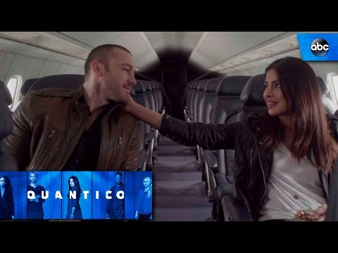 Ryan And Alex Reunited - Quantico 1x22