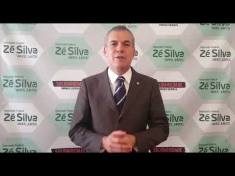 Mensagem do Deputado Zé Silva - Serranópolis de Minas - Convenções 2004