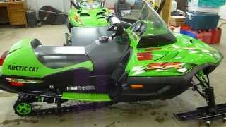 8. 2001 Arctic Cat ZR800 ZR 800 For Sale, Used Parts Only, Not Selling Whole Machine