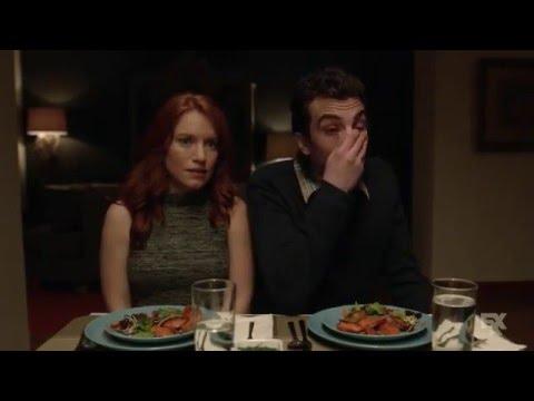 Man Seeking Woman - dinner party
