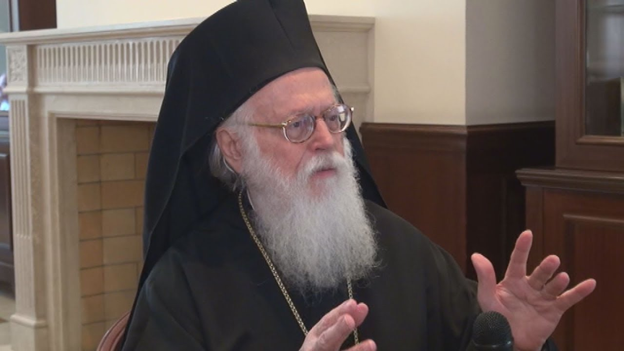 25 χρόνια δημιουργικής πορείας του Αρχιεπισκόπου Αναστασίου στην Αλβανία