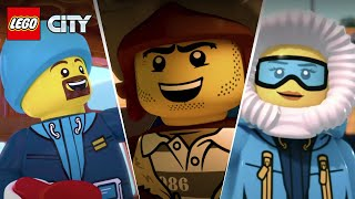 Video LEGO Arctic 2018 Animation Movies Compilation - Full Episodes from LEGO City Arctic MP3, 3GP, MP4, WEBM, AVI, FLV November 2018