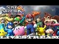 Super Smash Bros. for Nintendo 3DS, Mario Kart 8 & Kid Icarus (10-24-14) - Wii U & 3DS