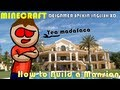Minecraft | How to build a Mansion [DeiGamer Spikin Inglish xD]