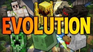 Video EVOLUTION : TUER POUR EVOLUER | Minecraft Mini-jeu MP3, 3GP, MP4, WEBM, AVI, FLV September 2017