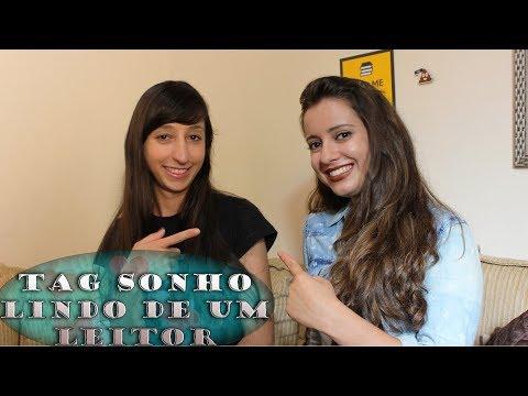 TAG SONHO LINDO DE UM LEITOR (ORIGINAL) | feat Glaucia Bellascusa #31