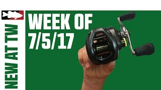 Video What's New at Tackle Warehouse w. Jake Cotta - 7/5/17 MP3, 3GP, MP4, WEBM, AVI, FLV Mei 2019