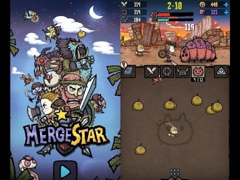 《合成之星 : 合成勇士的冒險》手機遊戲玩法與攻略教學!
