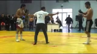 Esgerov Royal Free Fighting 1-ci yer!