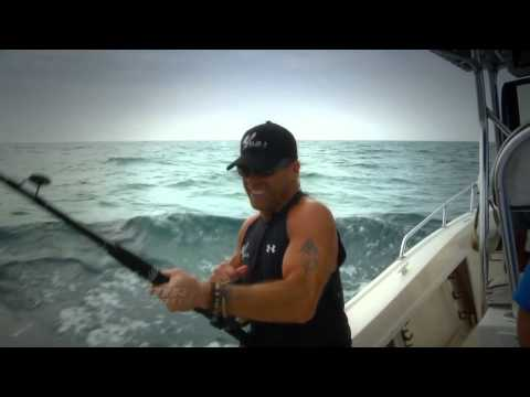 0 Michael Cole Goes Fishing with HBK