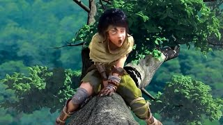 Dragon Nest Movie - Warrior's Dawn Funny Screen