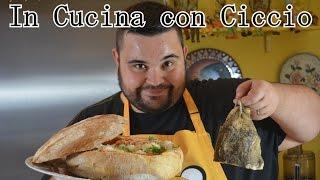 In Cucina Con Ciccio: La Pagnotta alla MATRICIANA!